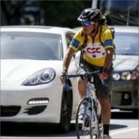 Flouro-cyclist