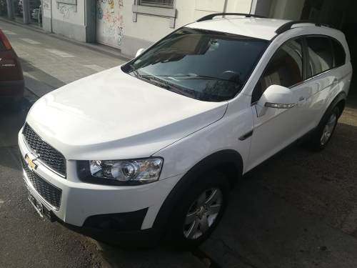 Chevrolet Captiva 2.4 Ls Mt Fwd – Oportunidad Real