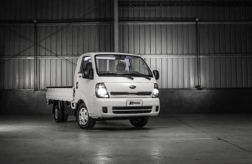 Kia K2500 Pick Up – Kia One Saw