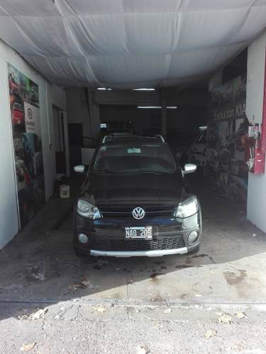 Volkswagen Crossfox 1.6 Highline Ag