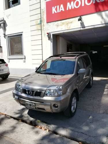Nissan X-trail 2.5 4×4 At