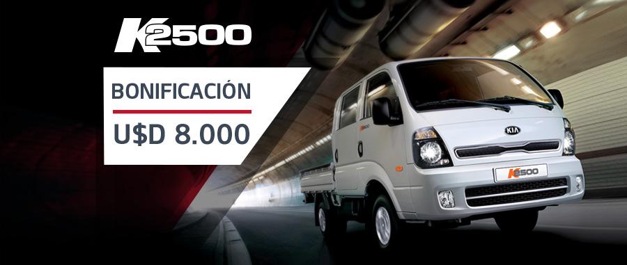 Kia OneSaw K2500