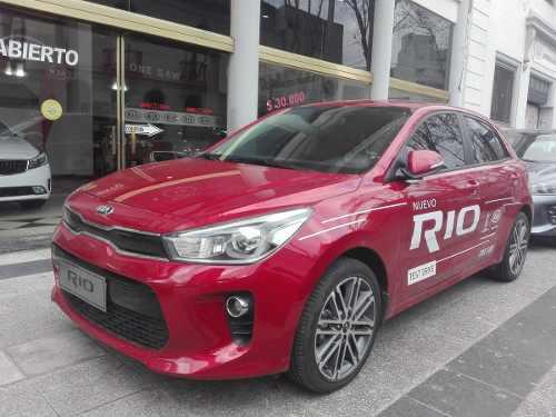 Kia Rio 2019 Sx At Premium
