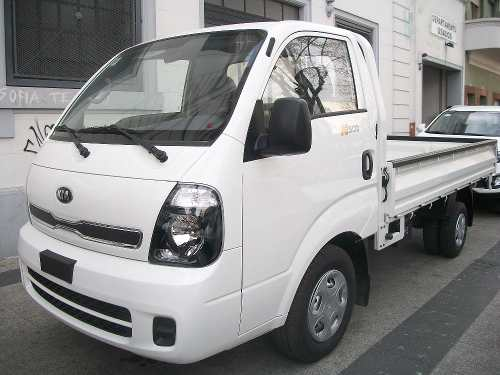 Kia K2500 2.5 Truck Chasis 2020