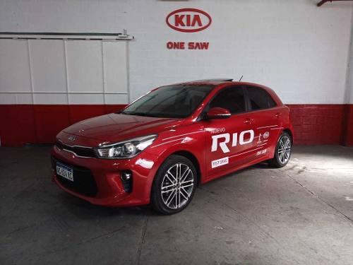 Kia Rio 2018 Sx At Premium