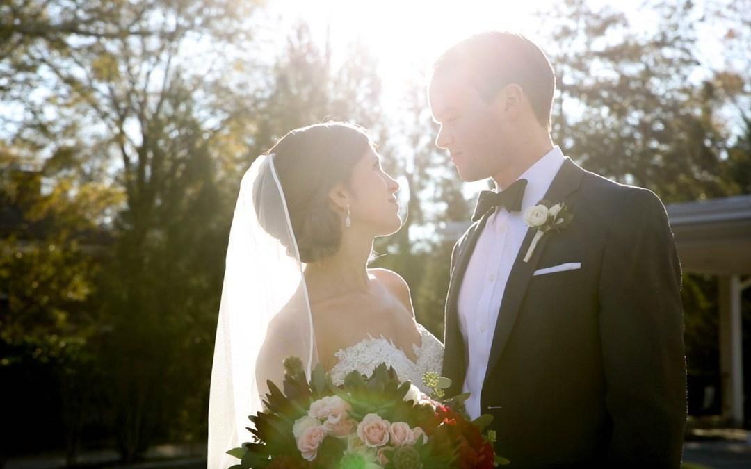 Anne + Andrew Roswell, GA