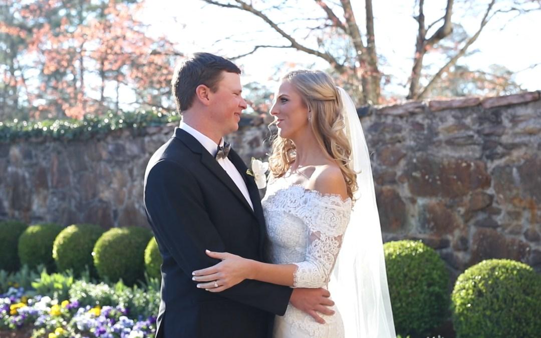 Alix and Brogan Wedding