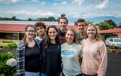 Costa Rica Missions| Beachside Students