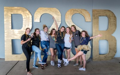 Back to School Bash | Gold Out