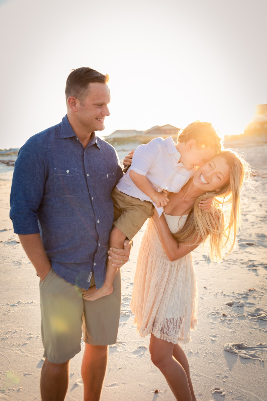 family beach photography in Gulf Shores, Alabama