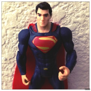 my Man of Steel...