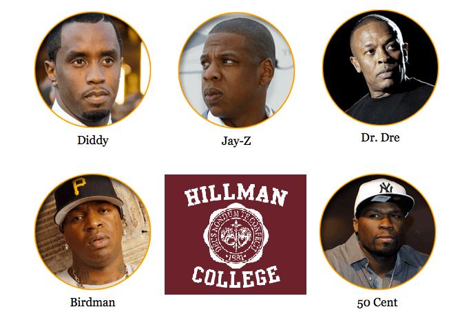 HBCUs and the Hip Hop Philanthropist
