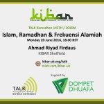talk_islam teladan dan frekuensi alamiah