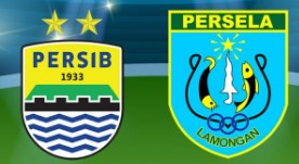 Persib vs Persela