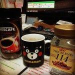 仕事とコーヒー