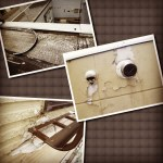ALC外壁の腐食