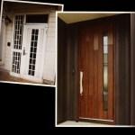 アルミ製断熱玄関ドア