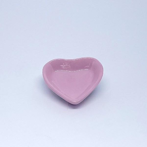 Porta Chá Coração (liso)