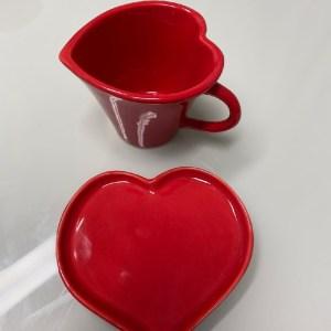 Xícara Love De Chá (lisa) 250ml
