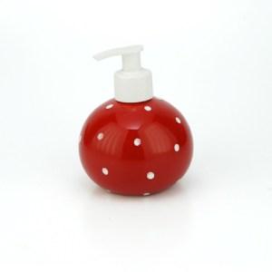 Porta Sabonete Liquido Pequeno (decorado) 230ml