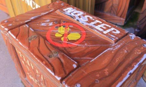 ディズニートゥーンタウンの木箱撤去の原因はSNSインスタ映え勢のせい?迷惑な写真撮影マナー違反をする心理と理由