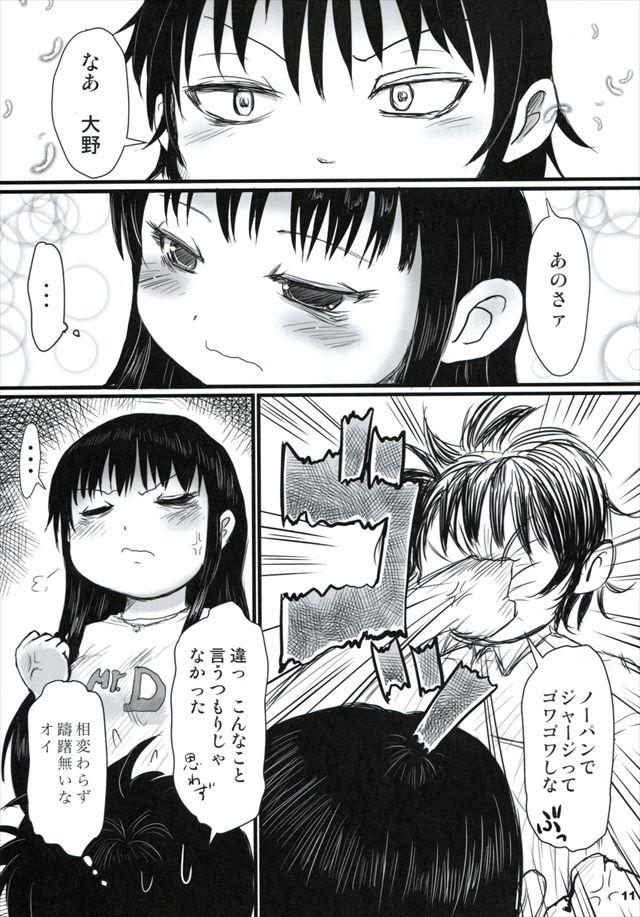 ハイスコアガール エロマンガ同人誌10