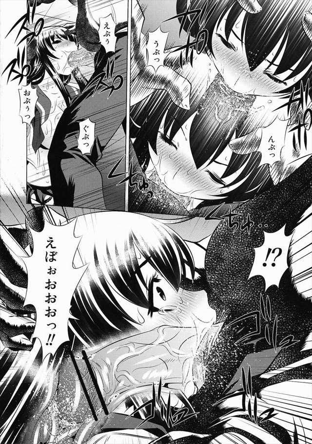 学園黙示録 エロマンガ・同人誌2013