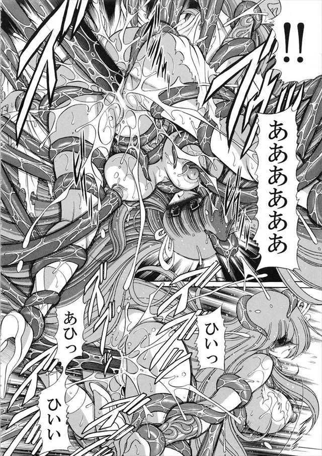 聖闘士星矢Ω エロマンガ・同人誌2015