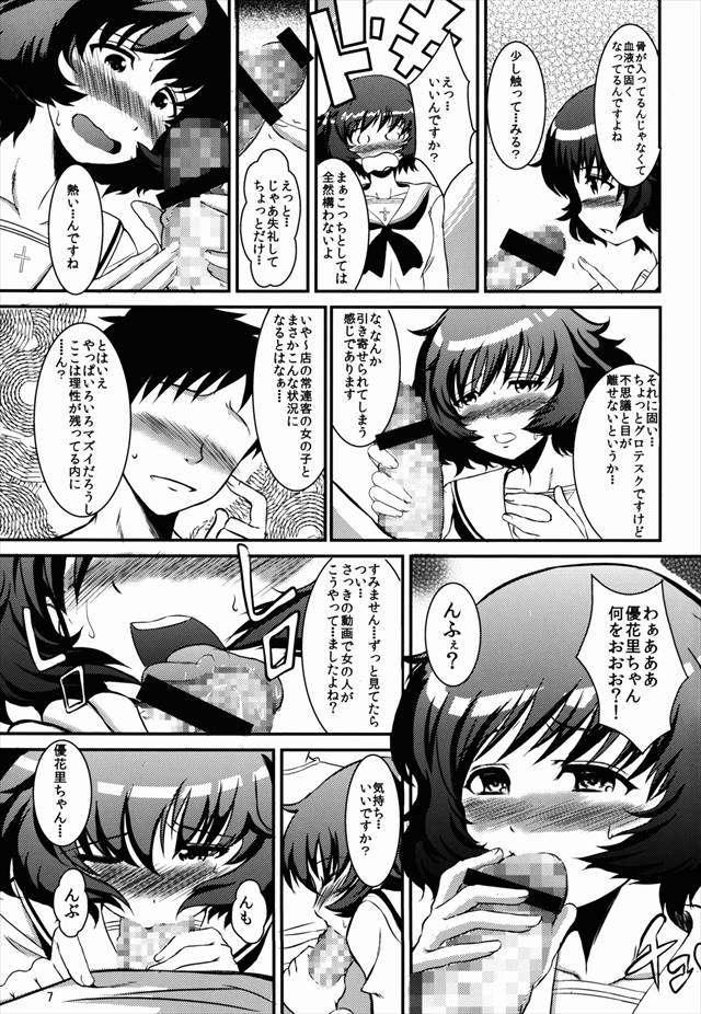 ガルパン エロマンガ・同人誌5006