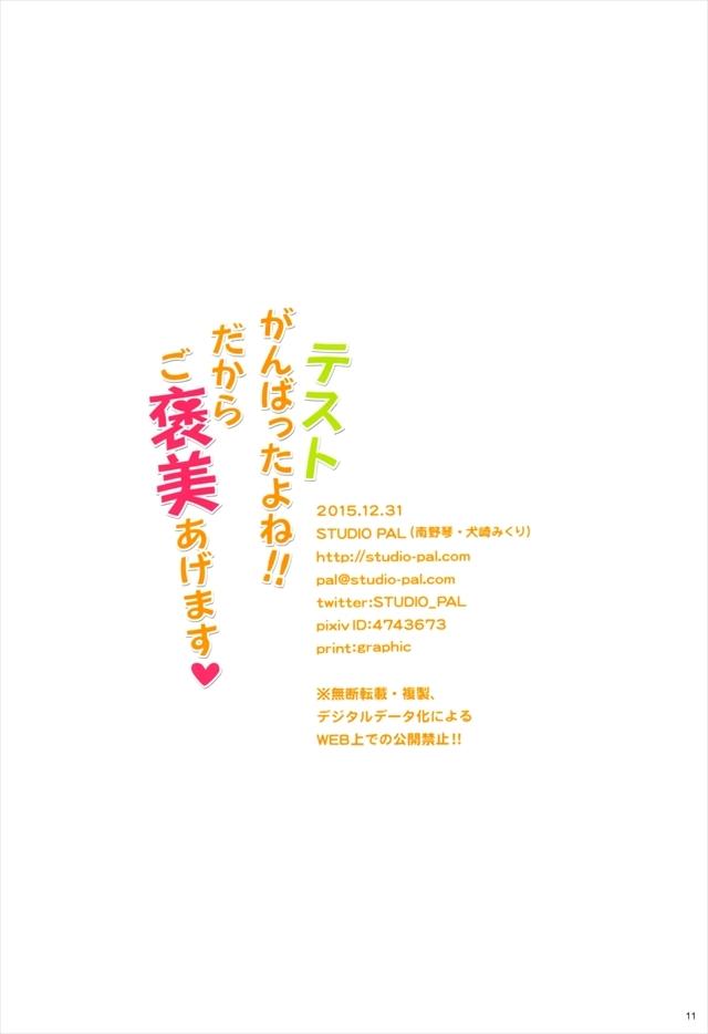 ハイキュー エロマンガ・同人誌5011