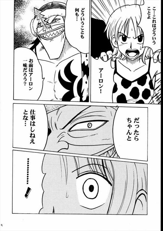 ワンピース エロマンガ・同人誌5002