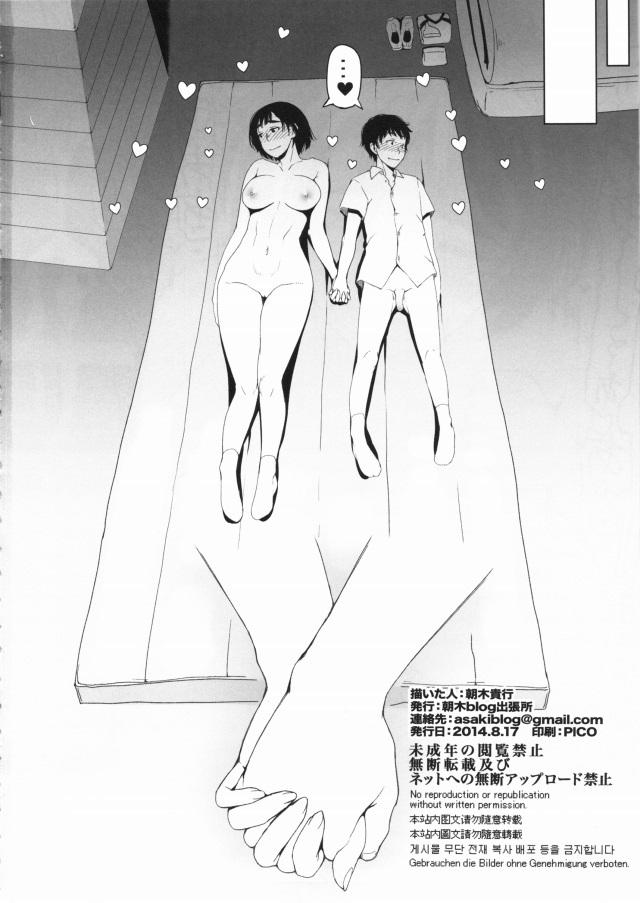 富士山さんは思春期 エロマンガ・同人誌3021