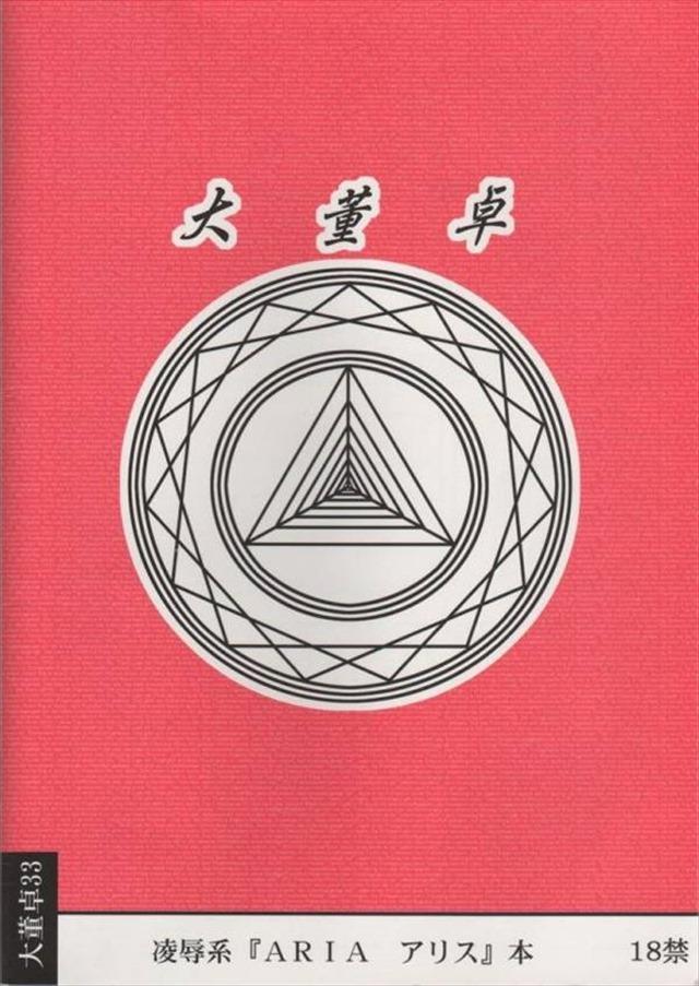 aria エロマンガ・同人誌29016