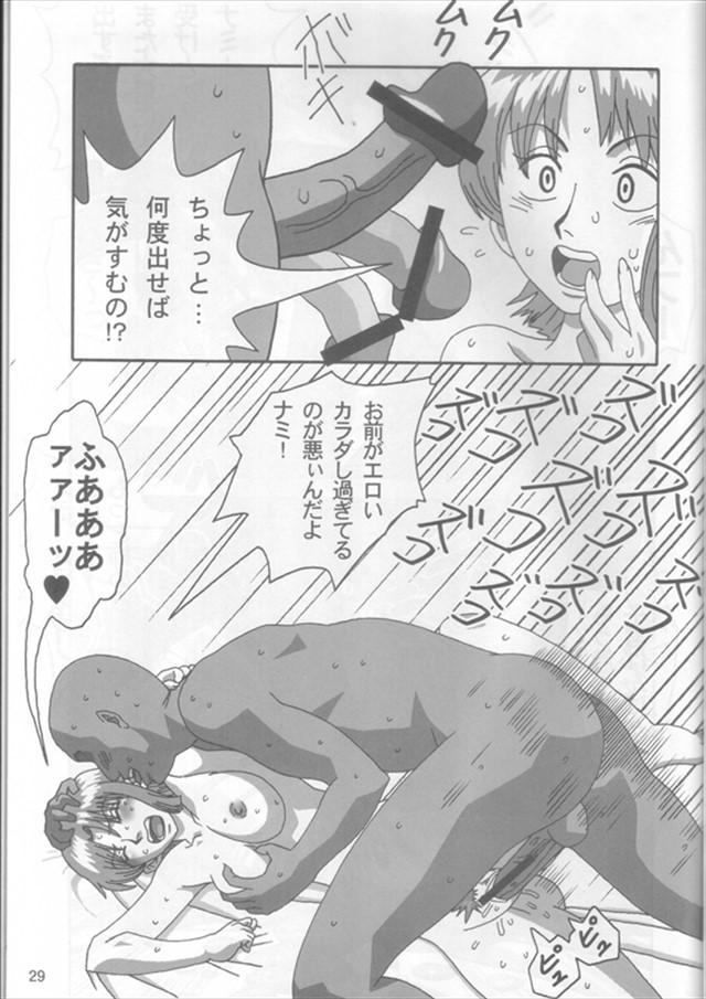 ワンピース エロマンガ・同人誌18026