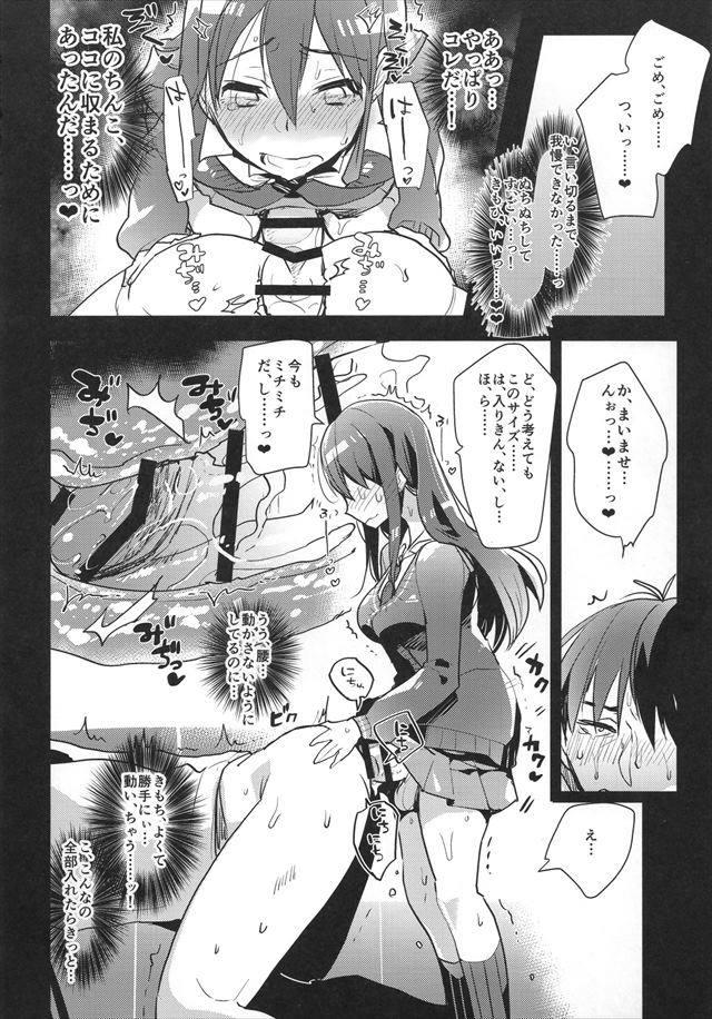 アイドルマスター エロマンガ・同人誌15013