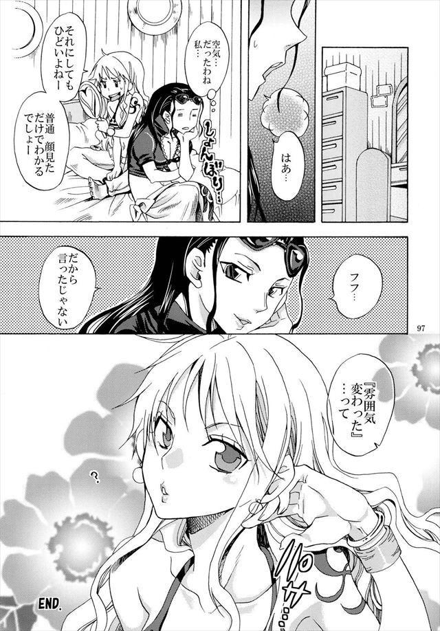 ワンピース エロマンガ・同人誌37097