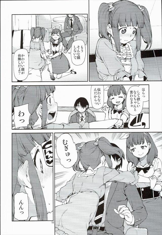 アイドルマスター エロマンガ・同人誌10011