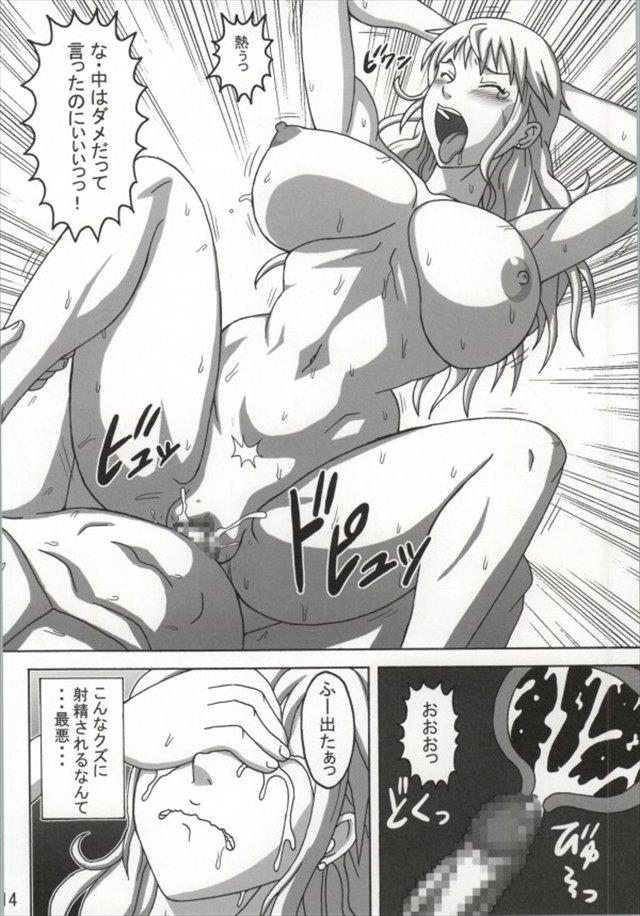 ワンピース エロマンガ・同人誌25015