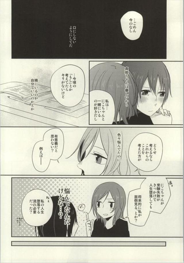 ラブライブ エロマンガ・同人誌25036