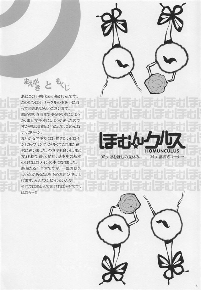 まどマギ エロマンガ・同人誌21004