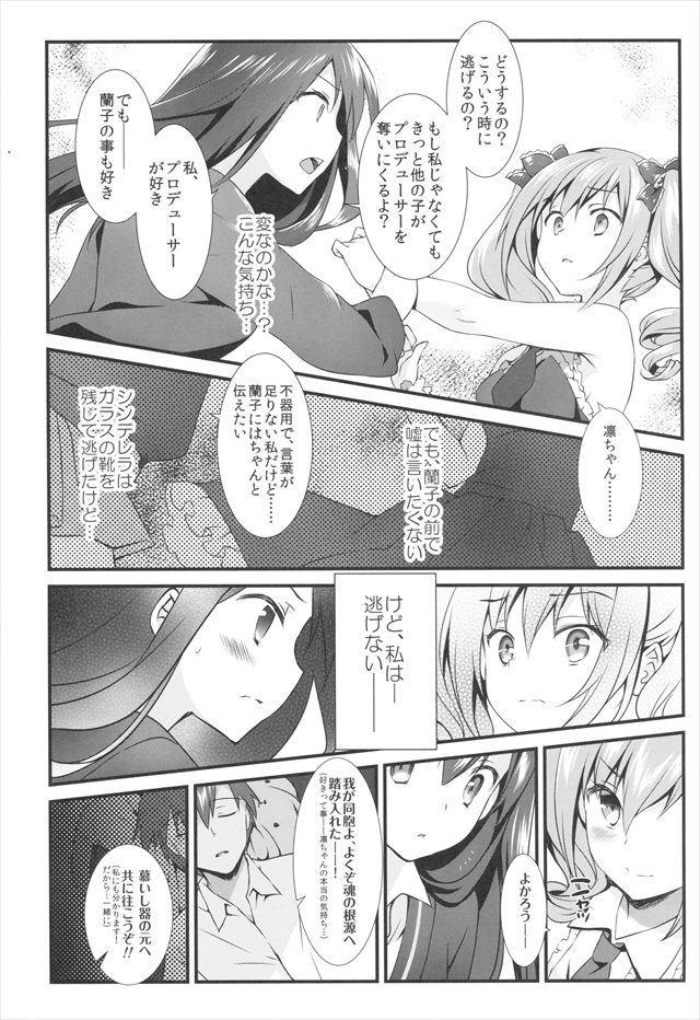 アイドル エロマンガ・同人誌20008