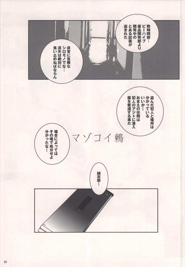 ニセコイ エロマンガ・同人誌13002