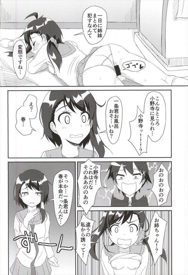 ニセコイ エロマンガ・同人誌14022