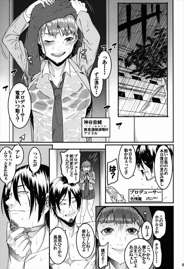 アイドルシリーズ エロマンガ・同人誌24002