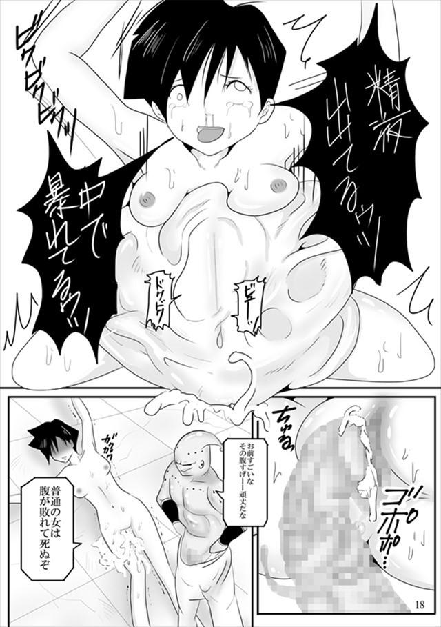 ドラゴンボール エロマンガ・同人誌20017