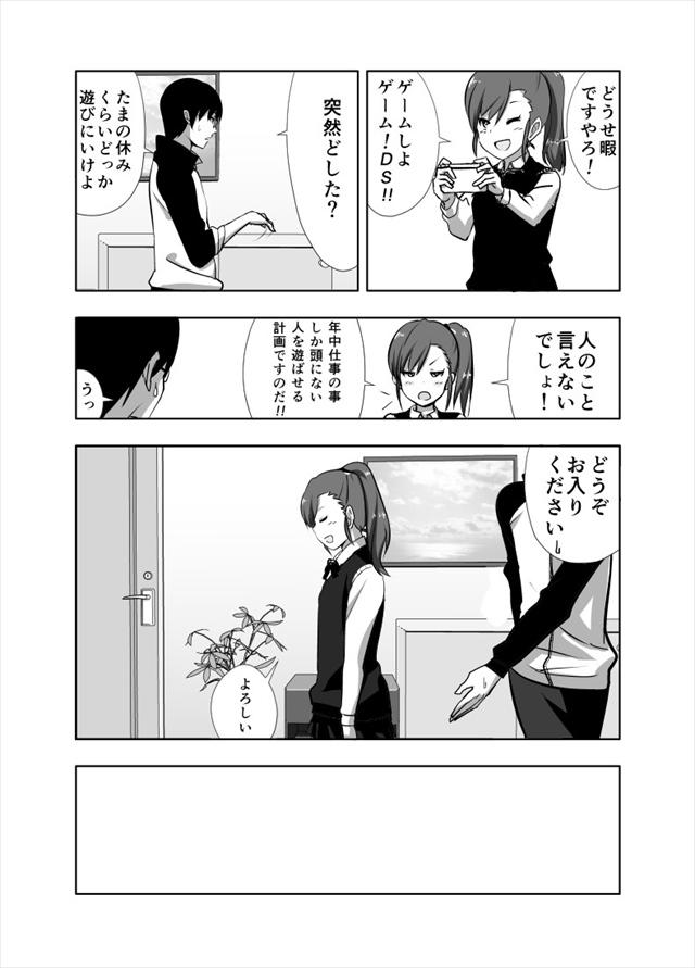 アイドルシリーズ エロマンガ・同人誌10013