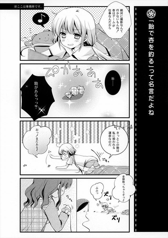 アイドルシリーズ エロマンガ・同人誌33009