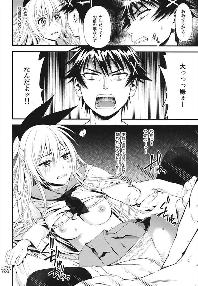 ニセコイ エロマンガ・同人誌35023