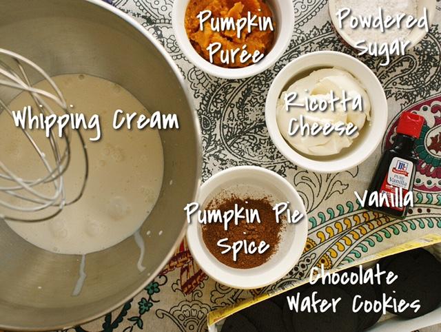 Pumpkin Spice Latte Mousse