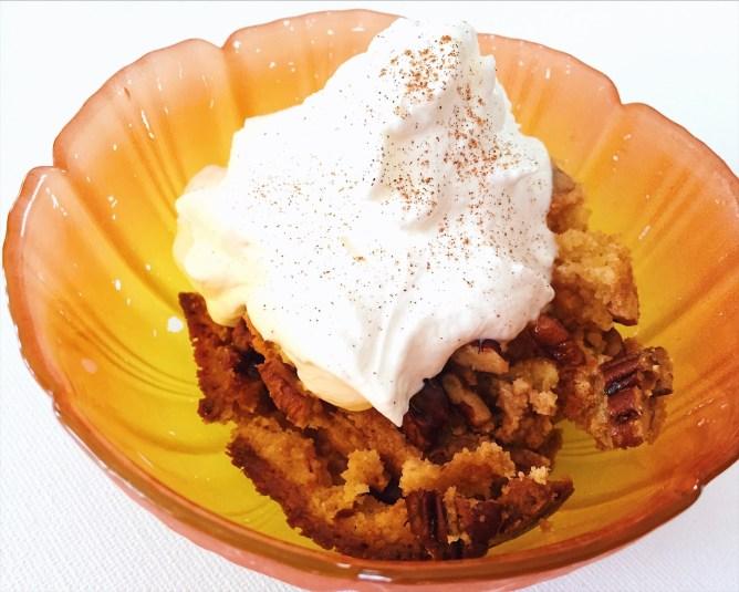 Pumpkin Pudding Crunch